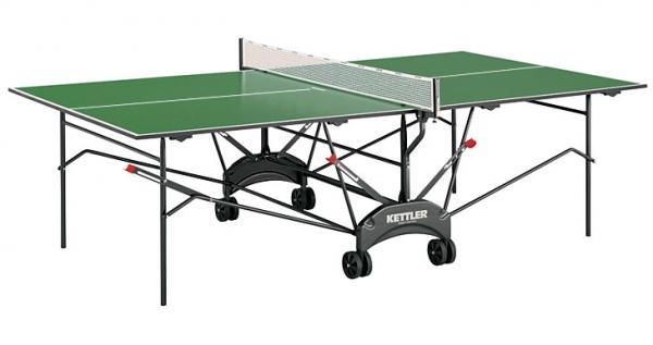 Síťka je součástí balení každého stolu na ping pong