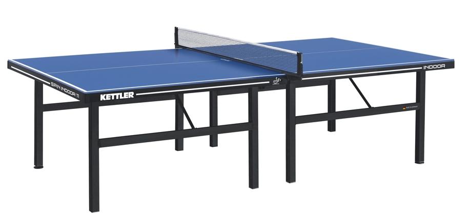 KETTLER SPIN 11 ITTF + zajištění servisu u Vás doma ZDARMA