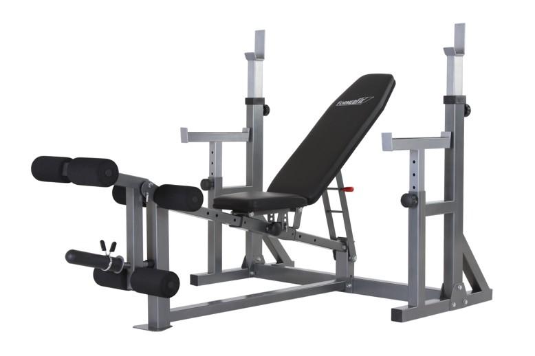 Bench lavice se stojany FORMERFIT BENCH PRESS 450 + zajištění servisu u Vás doma ZDARMA