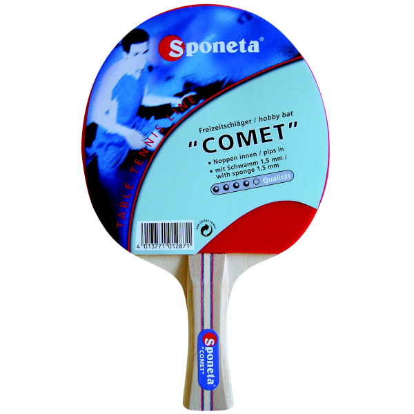 Pálka na stolní tenis SPONETA Comet