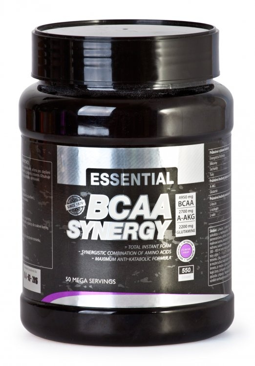 PROM-IN Essential BCAA Synergy 550 g cola