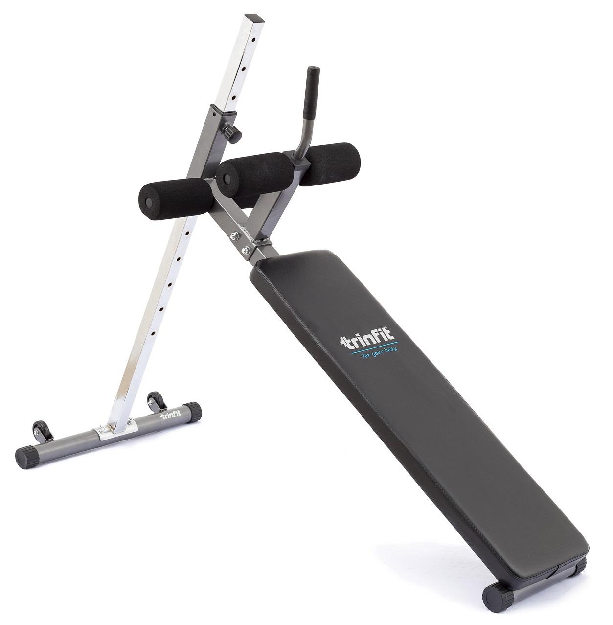 Stroj na břicho TRINFIT Ultra + zajištění servisu u Vás doma a rozšířená záruka 60 měsíců ZDARMA