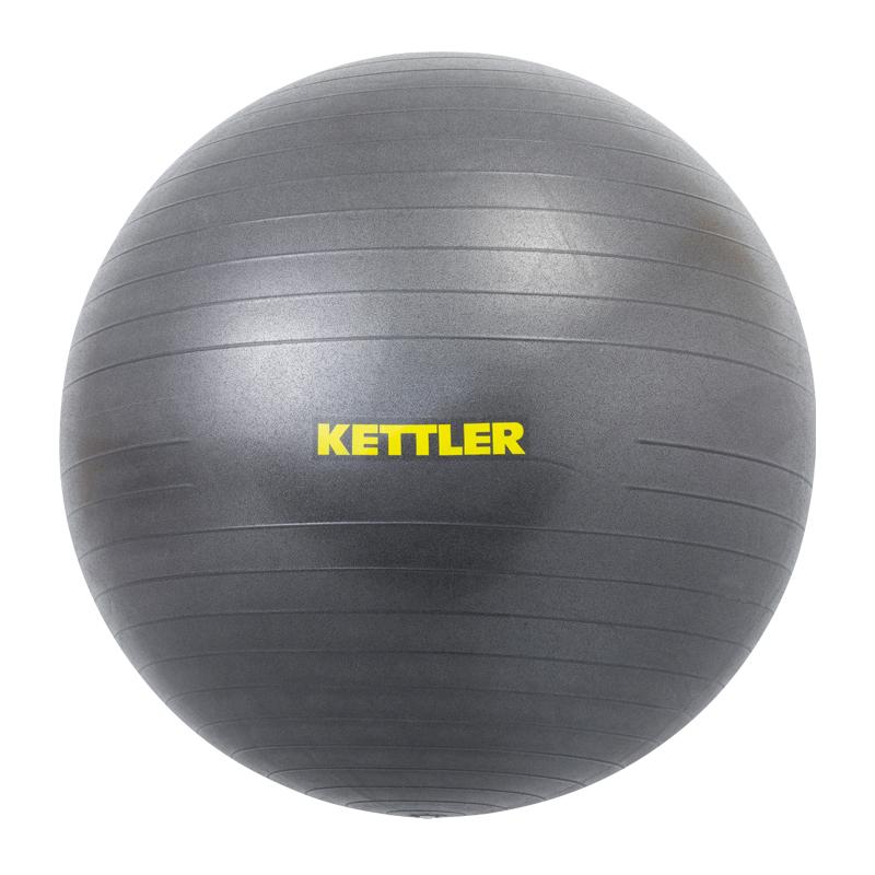 Gymnastický míč BASIC 75 cm KETTLER černý