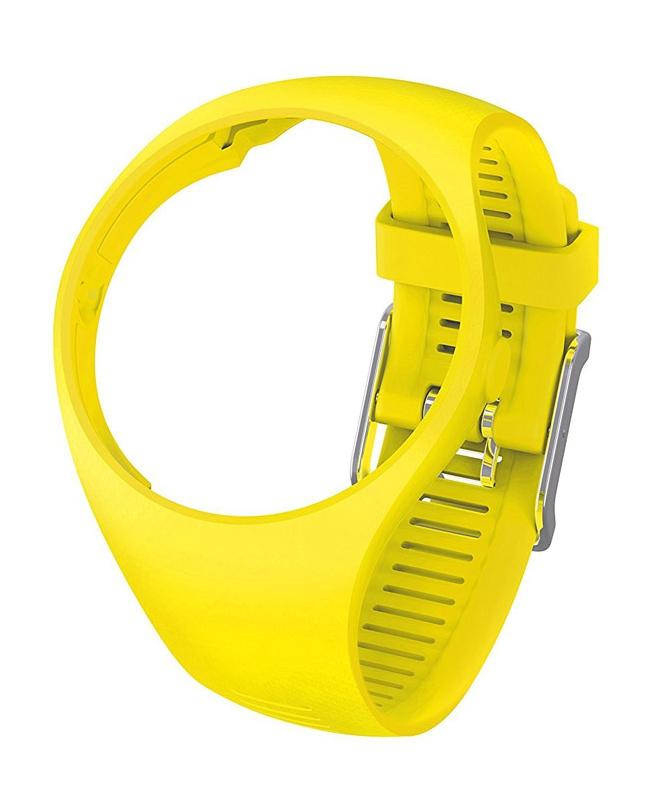 POLAR řemínek M200 žlutý S/M