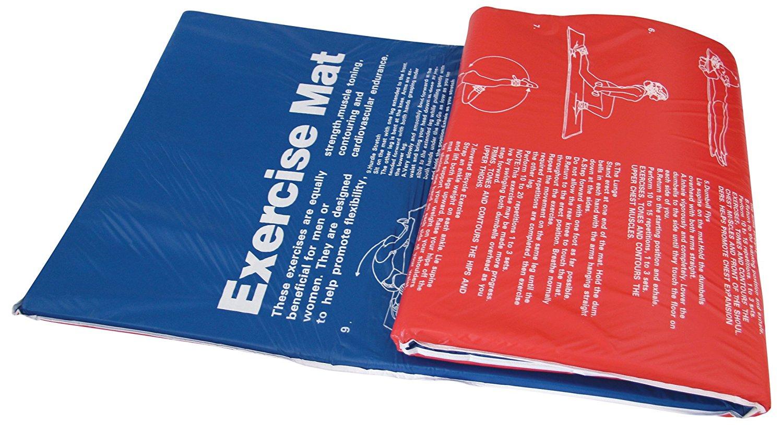 Podložka na cvičení PVC skládací TUNTURI