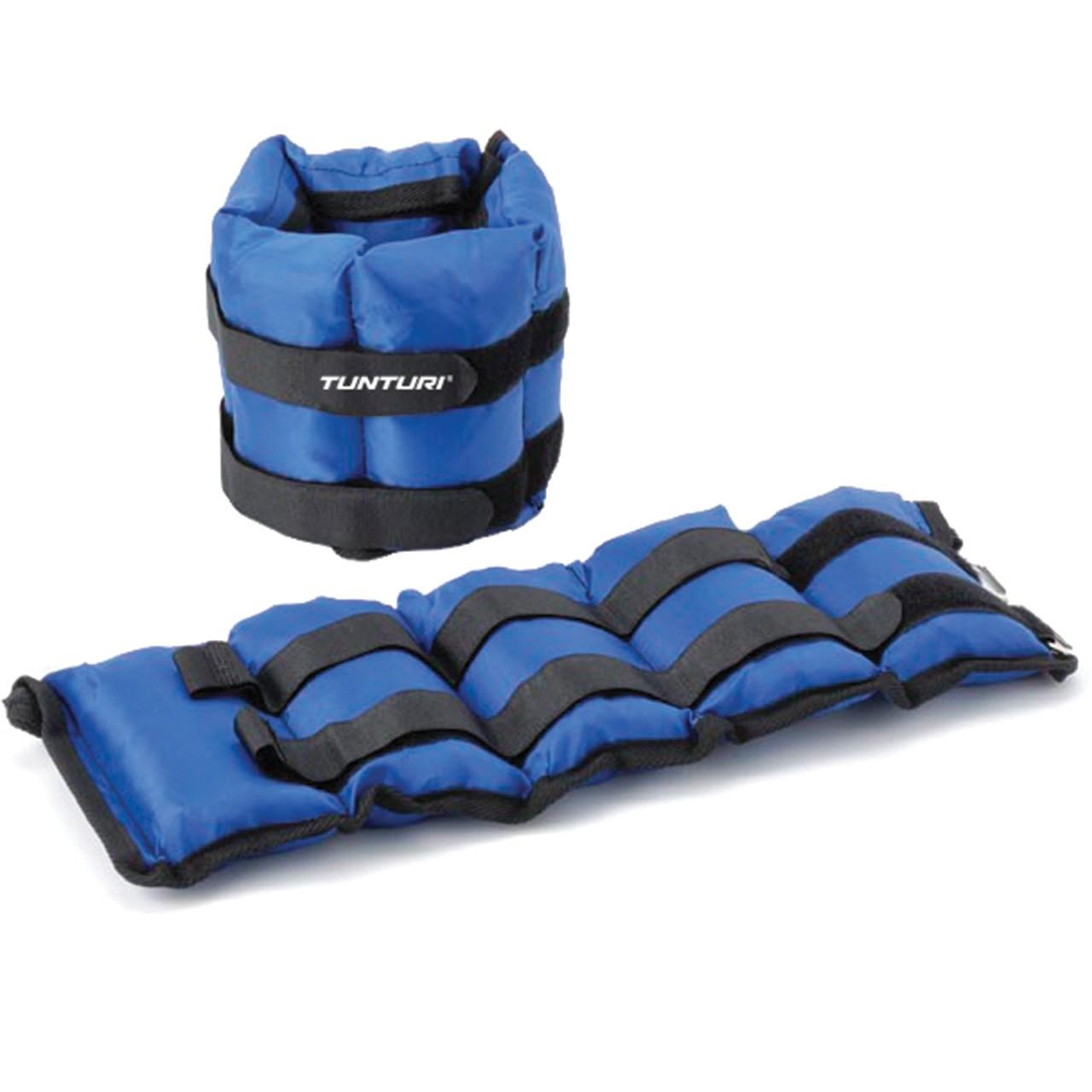 Závaží na zápěstí/kotník nastavitelné 2 x 2,25 kg TUNTURI