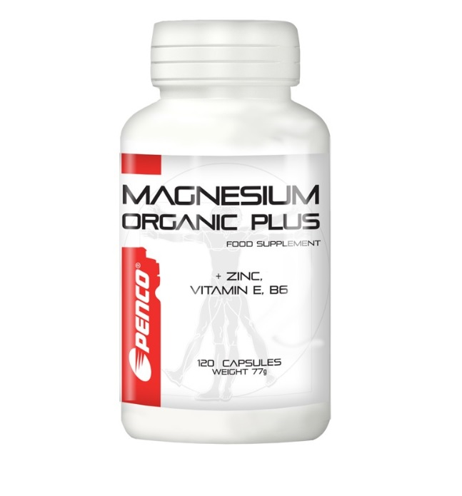 PENCO Magnesium Organic Plus 120 tablet