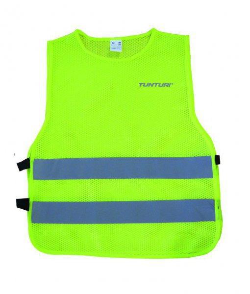 Bezpečnostní vesta reflexní TUNTURI M Reflection vest