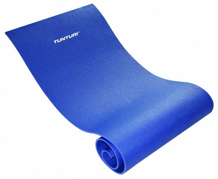 Podložka na cvičení TUNTURI Fitness Mat XPE modrá