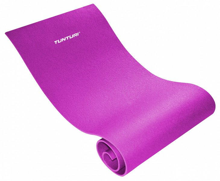 Podložka na cvičení TUNTURI Fitness Mat XPE růžová