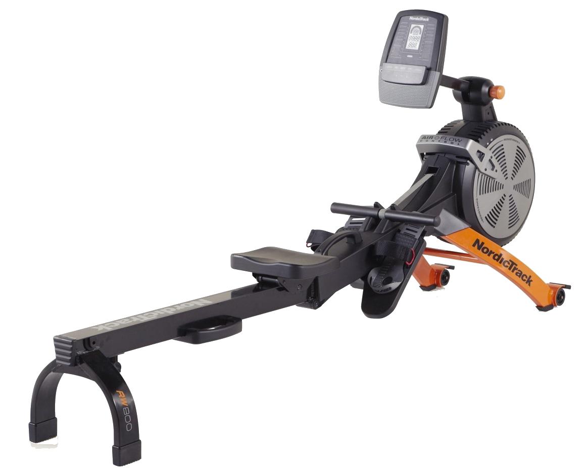 Veslovací trenažér NORDICTRACK RX800 + zajištění servisu u Vás doma a rozšířená záruka 60 měsíců ZDARMA