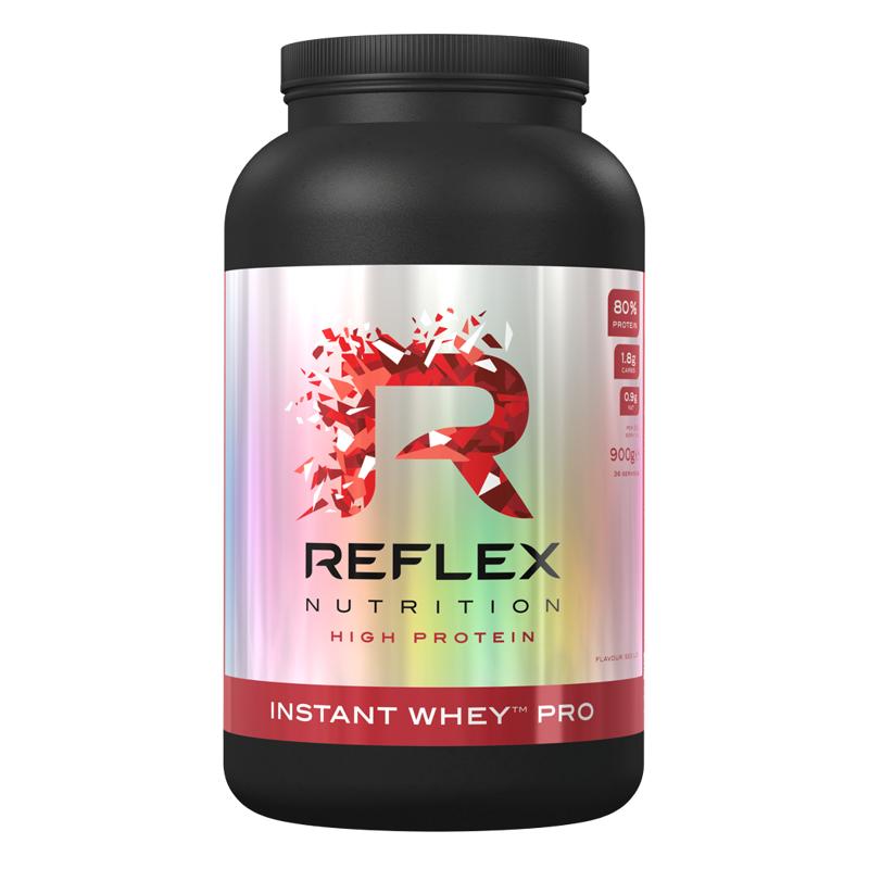 REFLEX Instant Whey PRO 900 g jahoda malina
