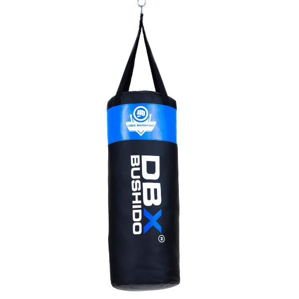 Boxovací pytel DBX BUSHIDO 80 cm / 30 cm 15-20 kg pro děti, modrý