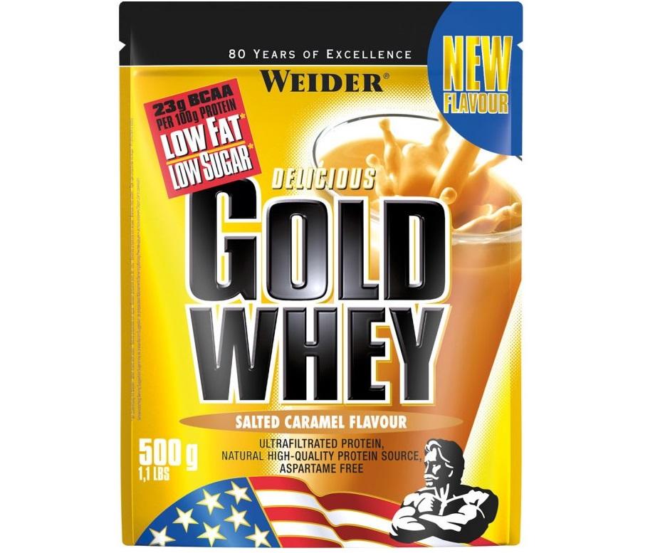 WEIDER GOLD Whey 500 g kokos cookies