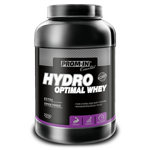 PROM-IN Hydro Optimal Whey 2250 g banán