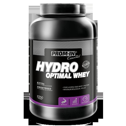 PROM-IN Hydro Optimal Whey 2250 g čokoláda