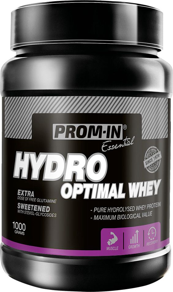 PROM-IN Hydro Optimal Whey 1000 g banán