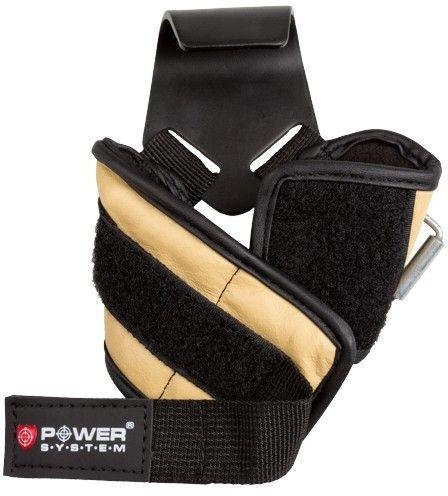 Trhačky s háky Power Hooks POWER SYSTEM vel. XL