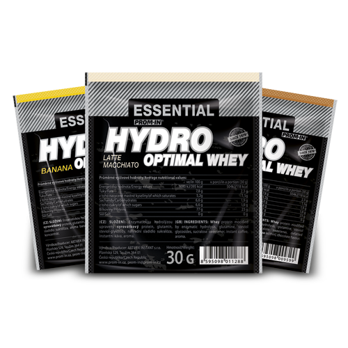 PROM-IN Hydro Optimal Whey 30 g banán