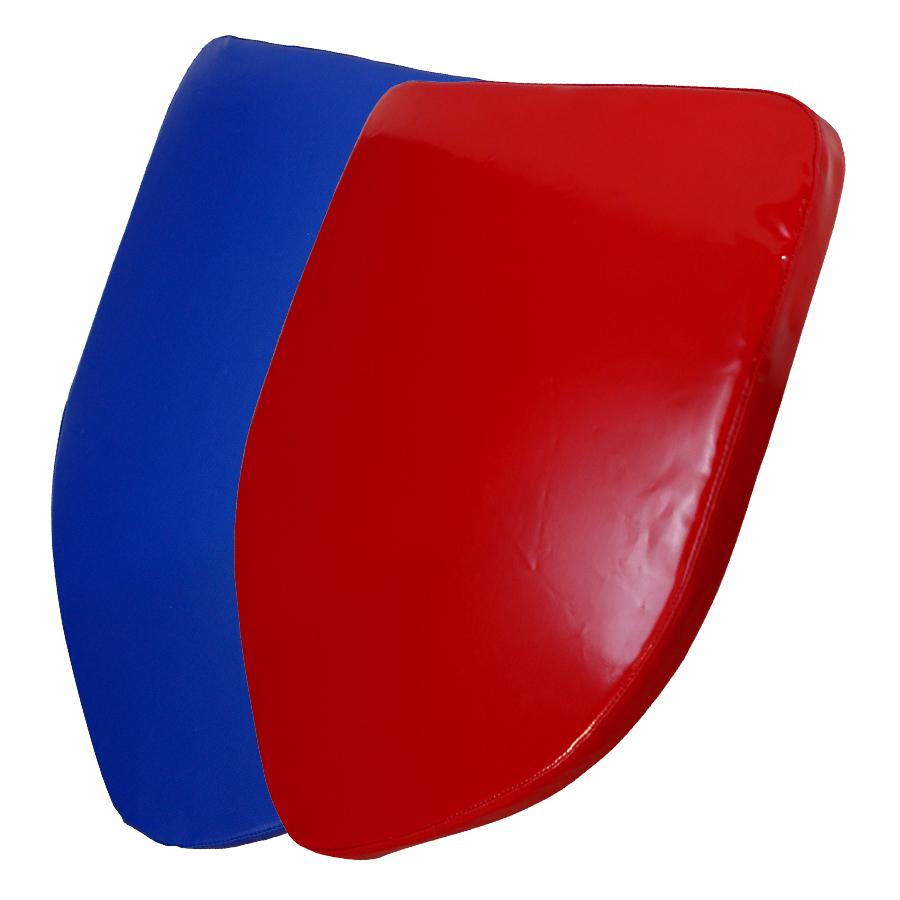 Rytířský štít - Erb BAIL 65 cm modrý