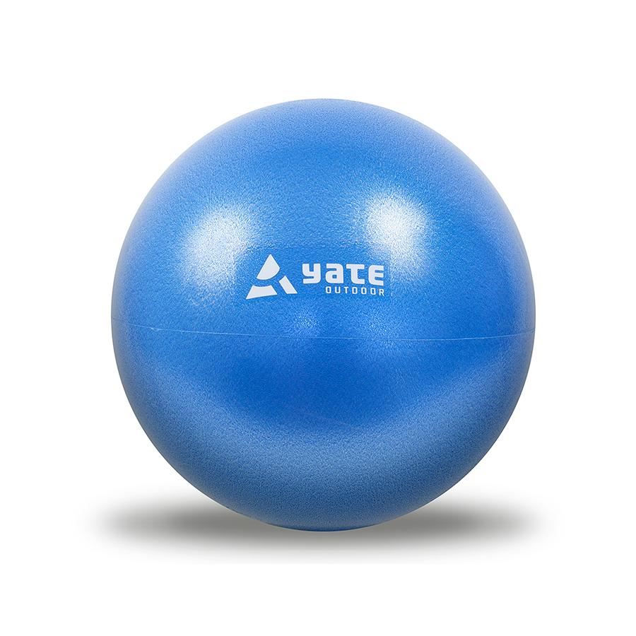 YATE Over Gym Ball 26 cm modrý