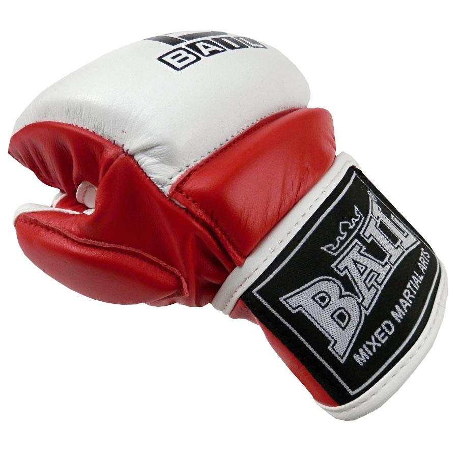 MMA rukavice BAIL 09 červené vel. XL