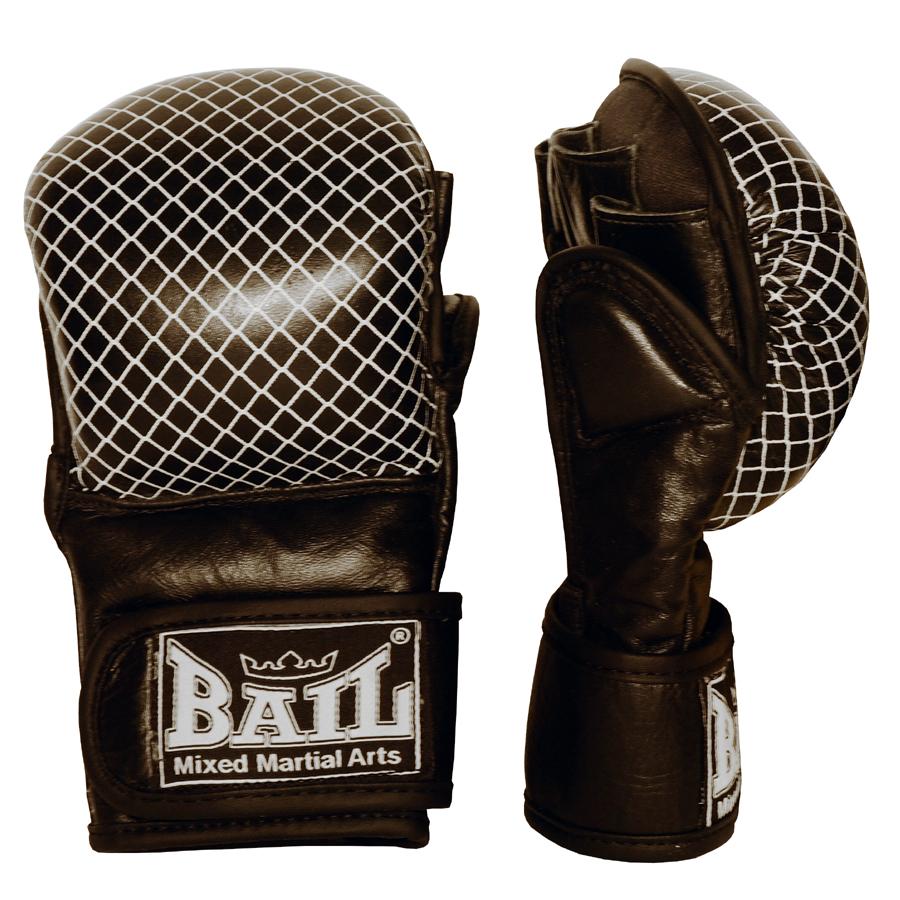 MMA rukavice Grappling - kůže BAIL vel. XL