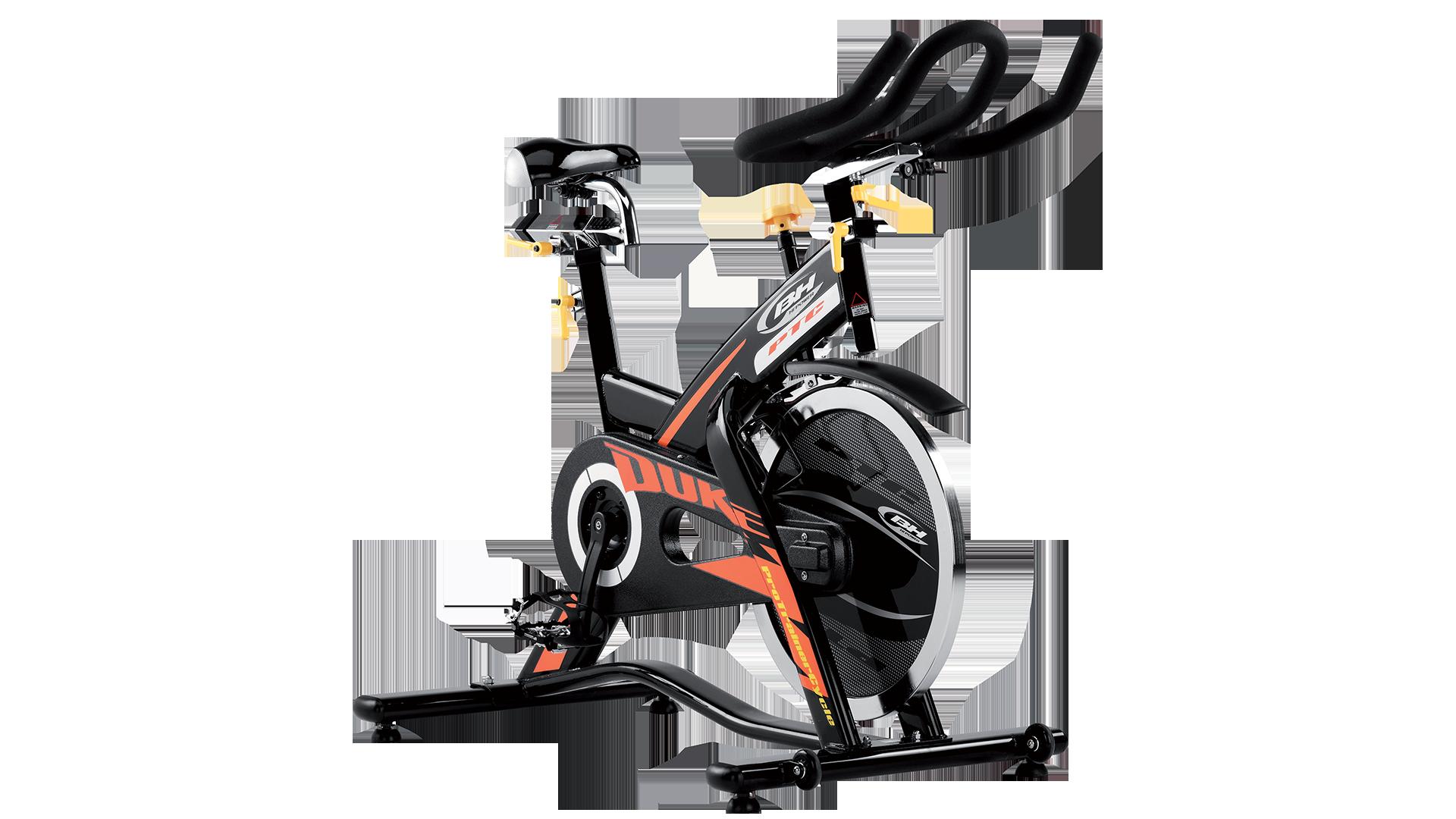 Cyklotrenažér BH Fitness DUKE + zajištění servisu u Vás doma ZDARMA