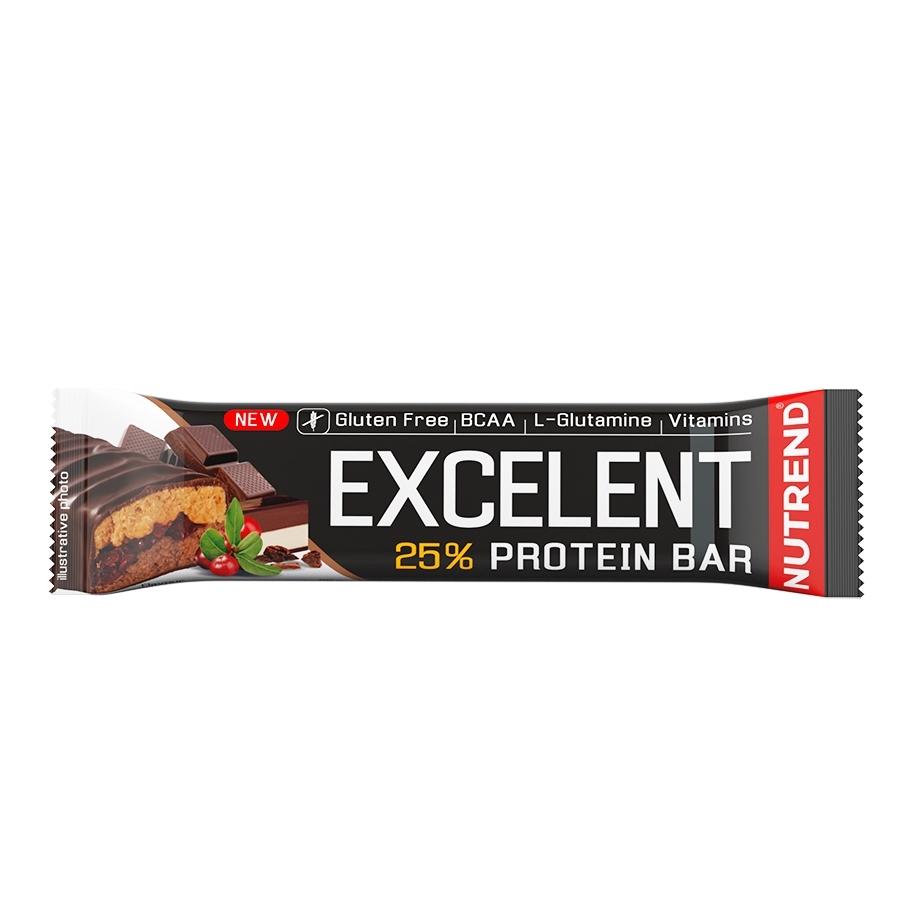 NUTREND Excelent protein bar DOUBLE 85 g mandle pistácie