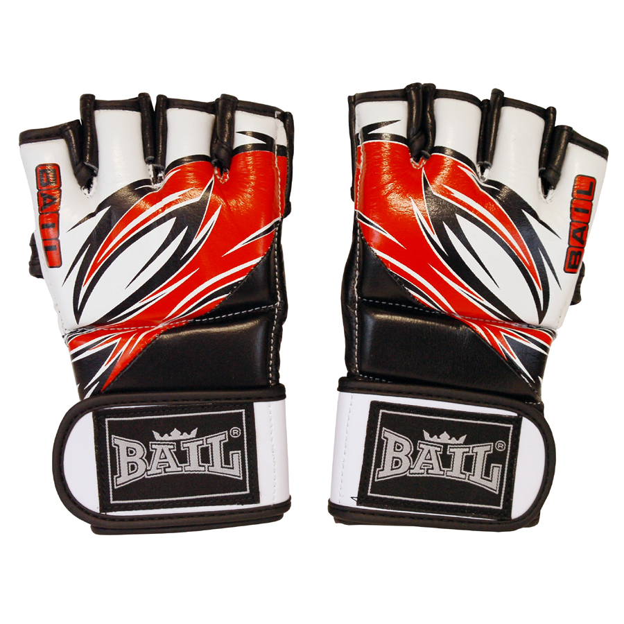 MMA rukavice Red Flame BAIL vel. L