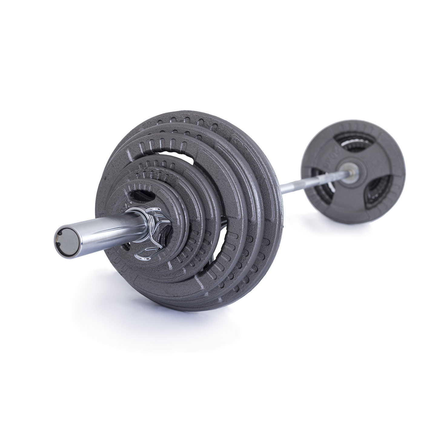 TRINFIT Olympijská činka 130 kg