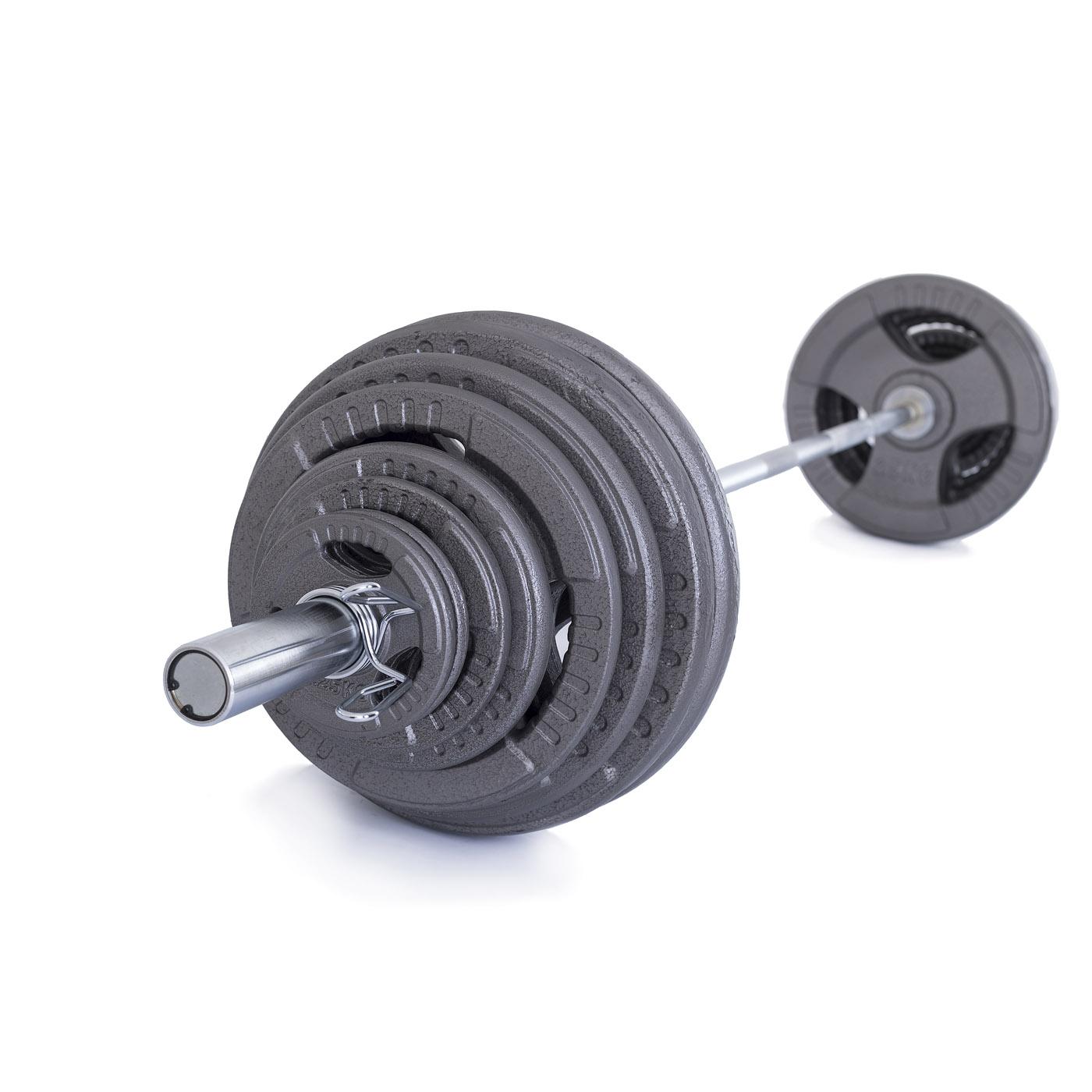 TRINFIT Olympijská činka 180 kg