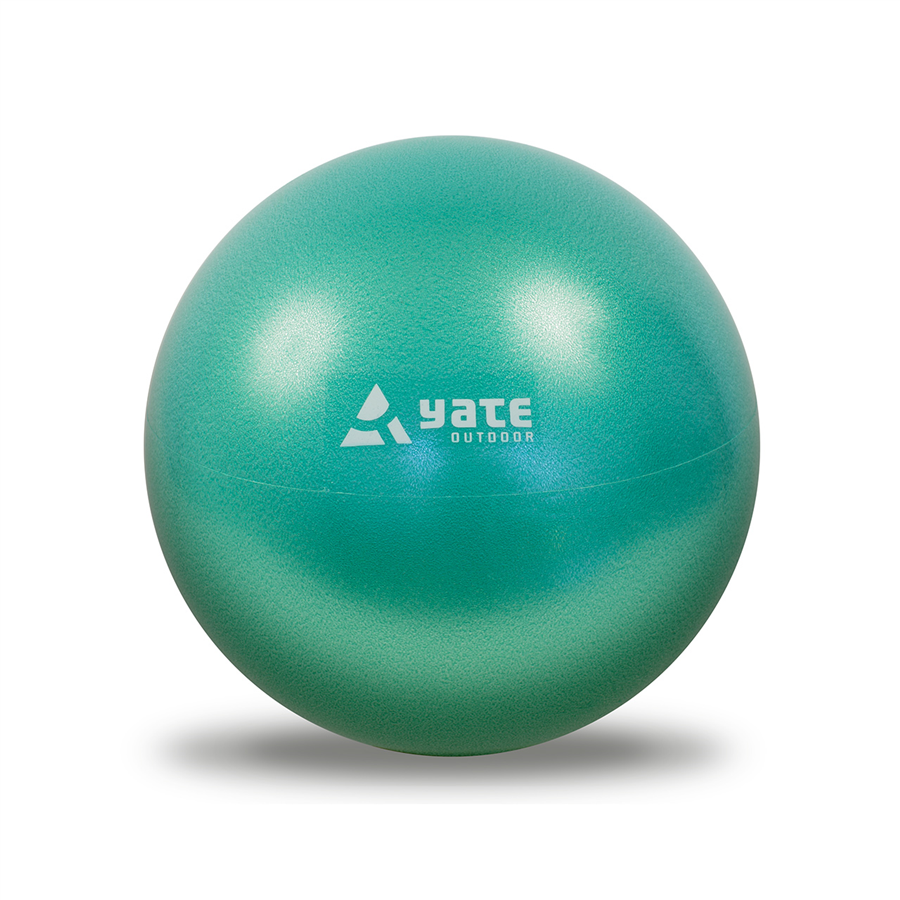 YATE Over Gym Ball 26 cm zelený