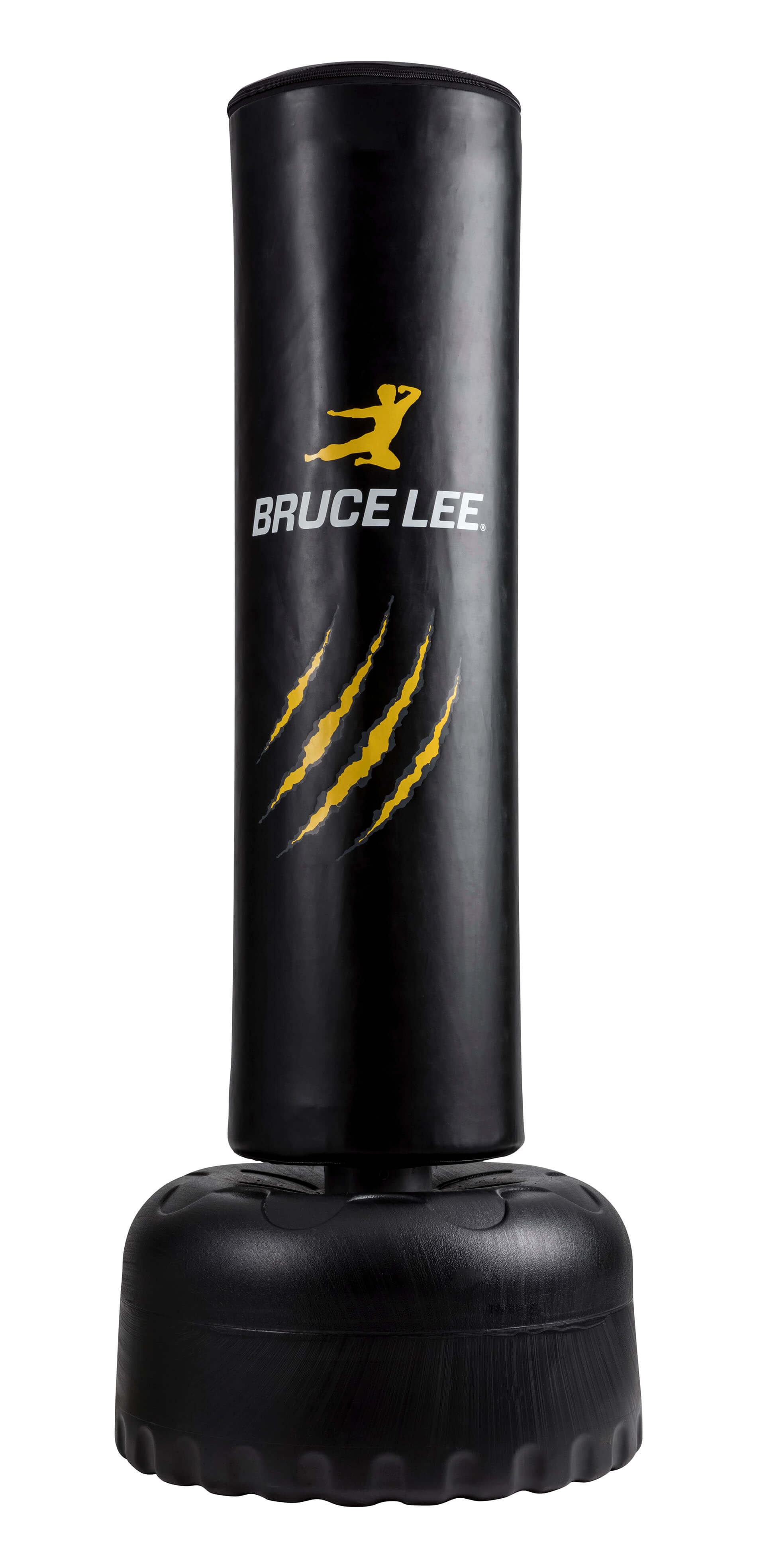 BRUCE LEE Free Stand Punch Bag