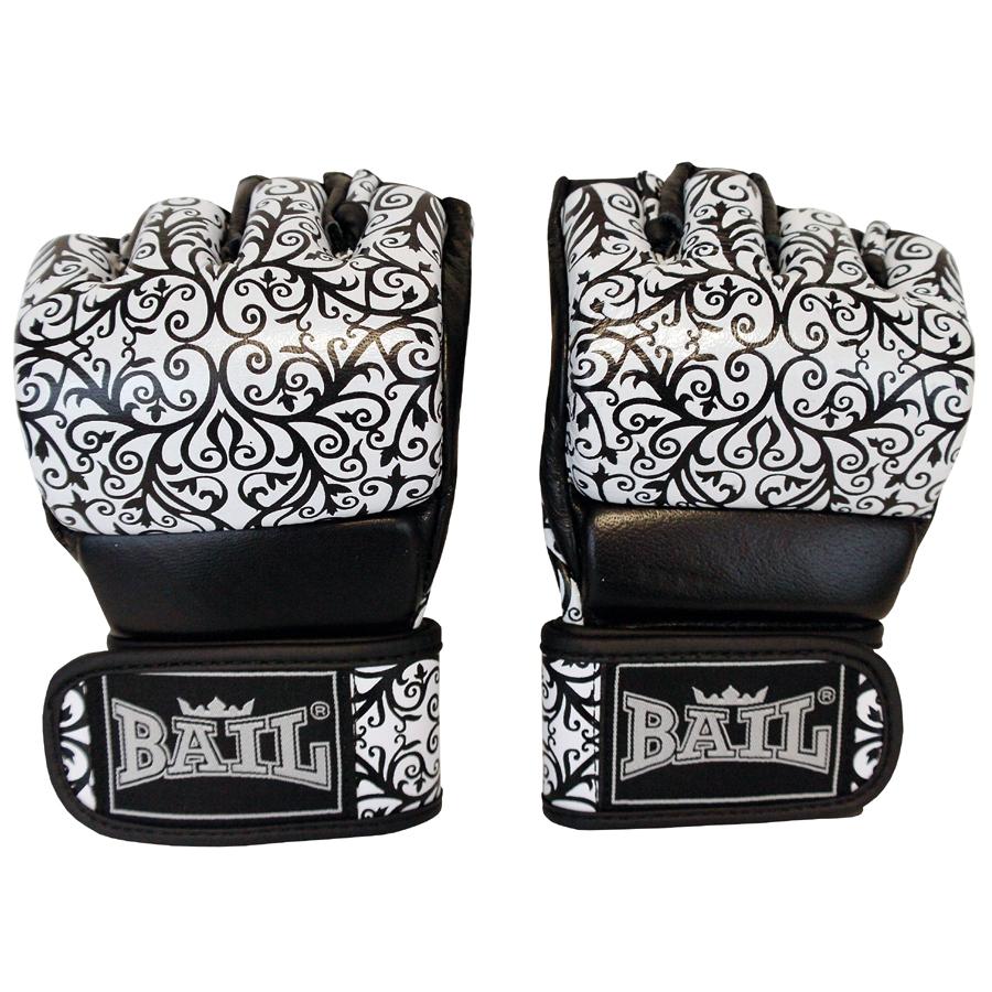 MMA rukavice BAIL 19, Kůže vel. L