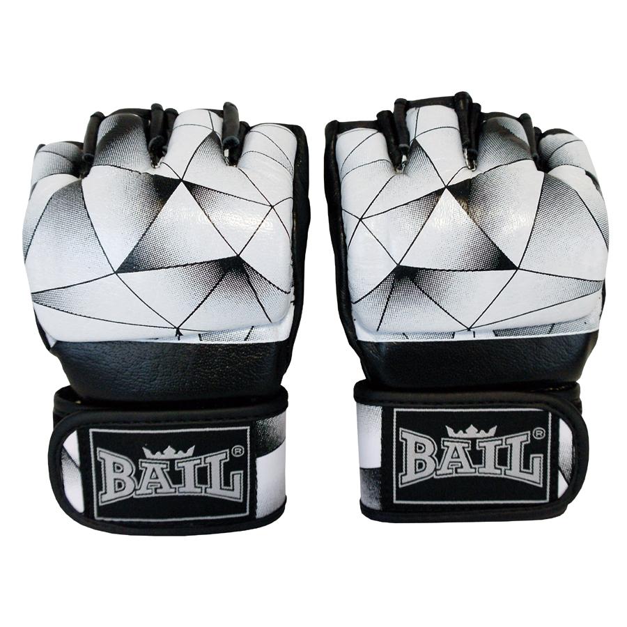 MMA rukavice BAIL 20, Kůže vel. L