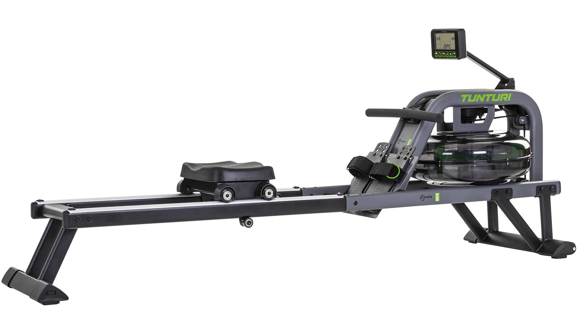 Veslovací trenažér TUNTURI Cardio Fit R60W + zajištění servisu u Vás doma ZDARMA