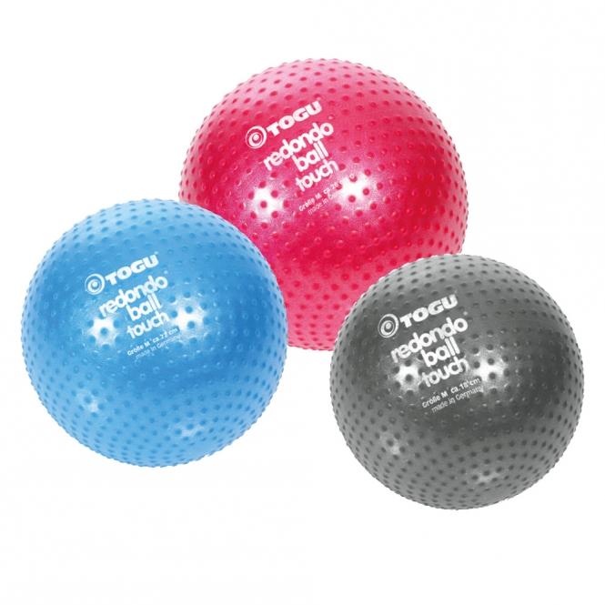 Redondo Ball Touch 26 cm Togu rubínově červený