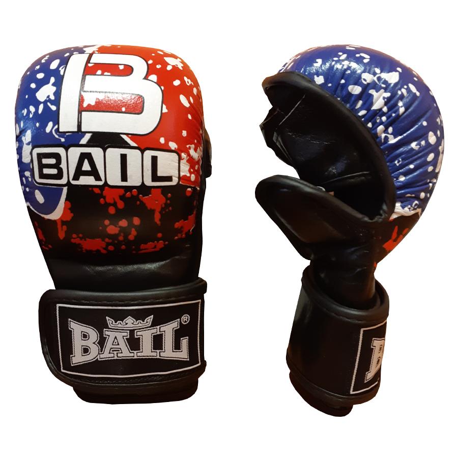 MMA rukavice BAIL GRAPPLING 03, Kůže vel. L