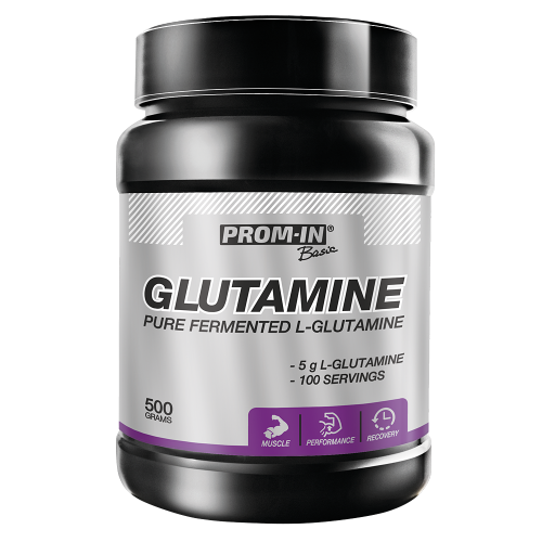 Prom-IN Glutamine Micro Powder 500 g