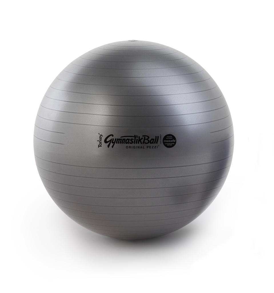 Gymnastický míč Maxafe LEDRAGOMMA 75 cm antracitový