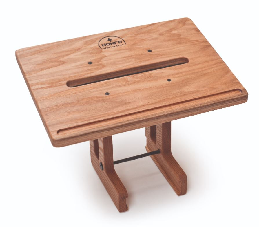 Držák na notebook NOHrD Laptop Stand Oak (Dub)