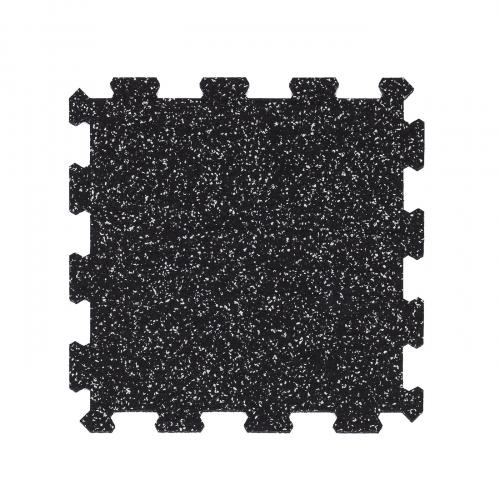 TRINFIT Sportovní gumová podlaha do fitness_puzzle_50_50_10%g