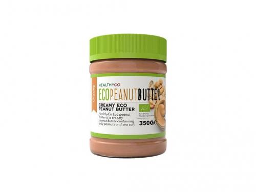 HEALTHYCO Eco Peanut Butter 350 g creamy