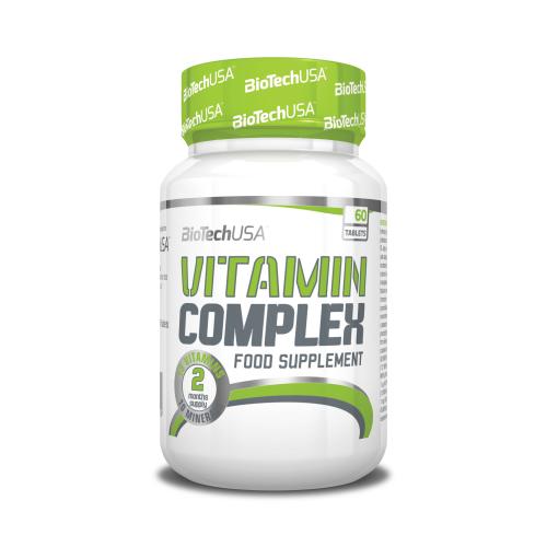 BIOTECH USA Vitamin Complex 60 tablet