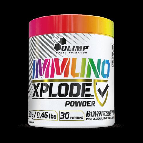 OLIMP Immuno Xplode Powder 210 g citrus lemonade