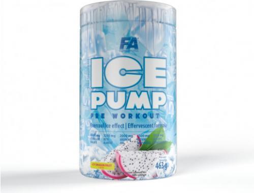 ice pump pre workout 463 g
