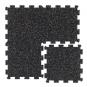 TRINFIT Sportovní gumová podlaha do fitness_puzzle_50_50_10%_4g