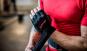 Fitness rukavice Pro Wrist Wrap HARBINGER omotávka