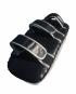 Thaibox lapa kožená BAIL černá detail